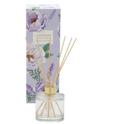 Air Freshener - Lavender Flower's by Jenam Luxury Diffuser image