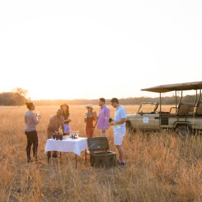 Sundowner Game Drive image