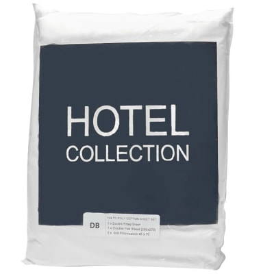 Linen House Hotel Collection  Bed Sheet Set  144 Thead Count  image