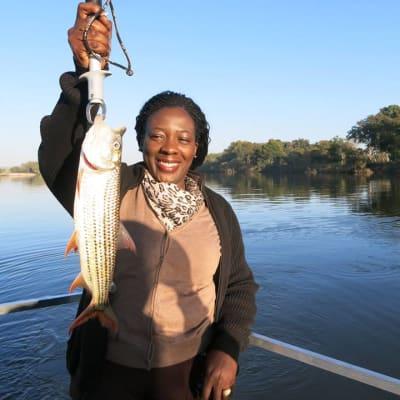 Fishing image