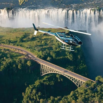 Victoria Falls Helicopter Flights image