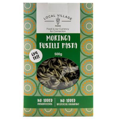 Moringa Fusilli Pasta  500g  image