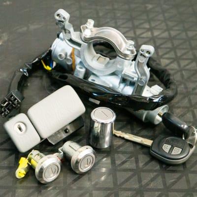 Suzuki Grand Vitara - Lock Set Assembly  image