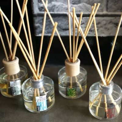 Air Freshener - Lundi & Crowe Reed Diffuser Mixed image