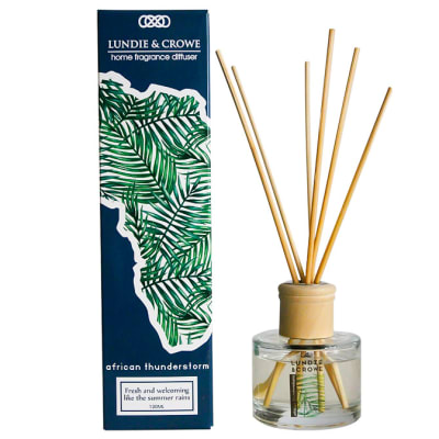 Air Freshener  Luxury Home Decor Diffuser African Thunderstorm - 120ml image