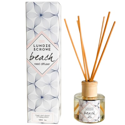 Lundie & Crowe Home Fragrance Diffuser Beach - 120ml  image