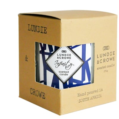 Lundie & Crowe Scented Candle - Infinity  image