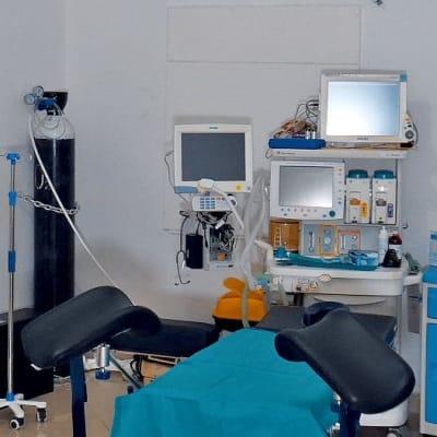 Ultrasound Scanning image