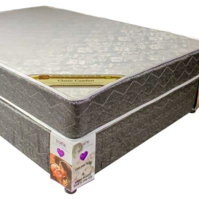 Luxor  Classic Firm Top Mattress & Base Set image
