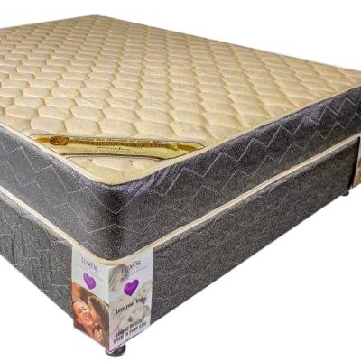 Luxor  Restolux Cushion Firm Hospitality Grade  Mattress & Base Set  image