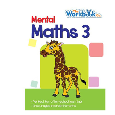 My Exercise Book  Mental Maths 3  Workbook image