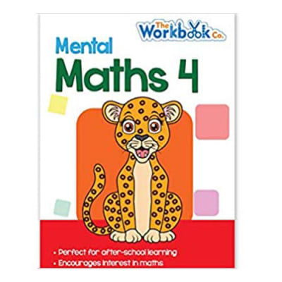 My Exercise Book  Mental Maths 4 Workbook image