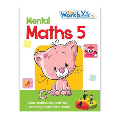 My Exercise Book  Mental Maths 5 Workbook  image