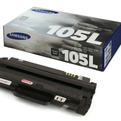 Printer Toner Cartridges  Samsung Mlt-D105l Toner Cartridge image