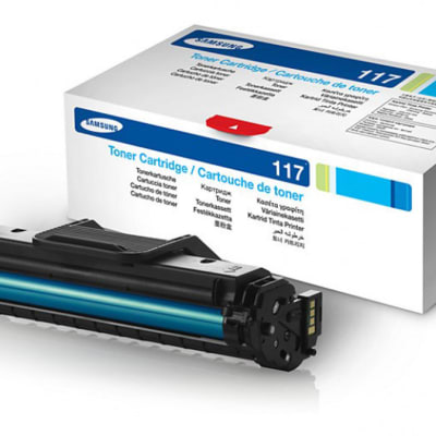 Printer Toner Cartridges - MLT-D117S Toner Cartridge image