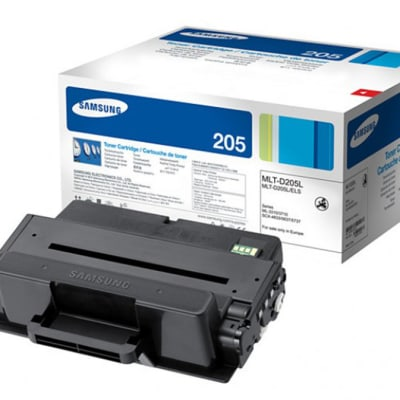 Printer Toner Cartridges - Samsung MLT-D205L Toner Cartridge image