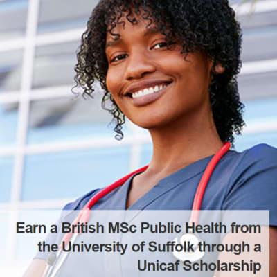 MSc Public Health image