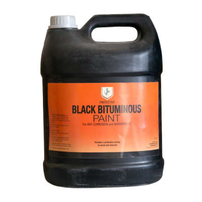 Black Bituminous Paint image