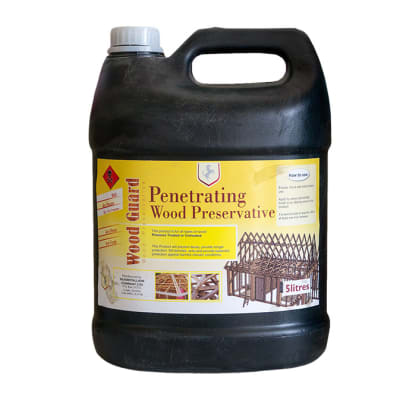 Wood Guard - Penetrating Wood Preservative image