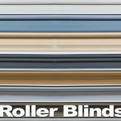 Roller blinds assorted image