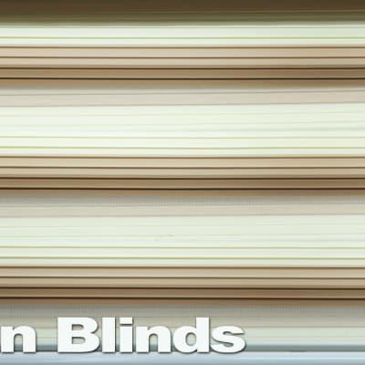 Roman blinds - beautiful and elegant image