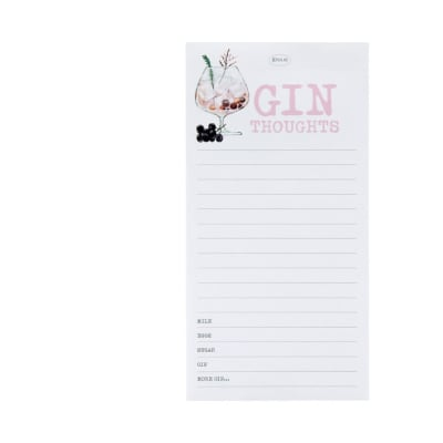 Gin Talk Magnetic Notepad  image
