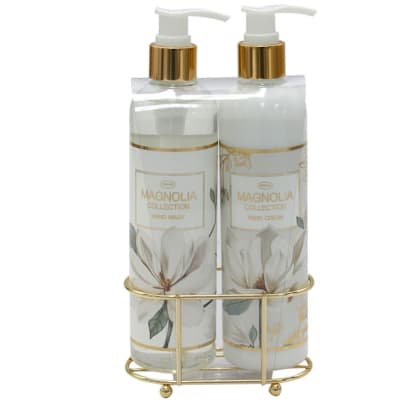 Hand Cream & Lotion Magnolia Flower's Collection image