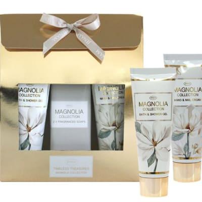 Gift Set Magnolia Flower's Timeless Treasures image