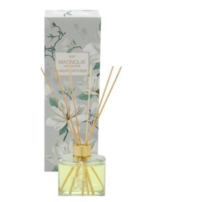Air Freshener - Magnolia Flower's by Jenam Luxury Diffuser image