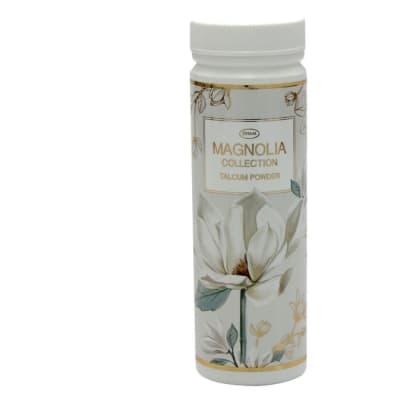 Magnolia Flower's By Jenam Talcum Powder image