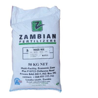 Basal Dressings Maize Mix  Fertilizer - 10kg image