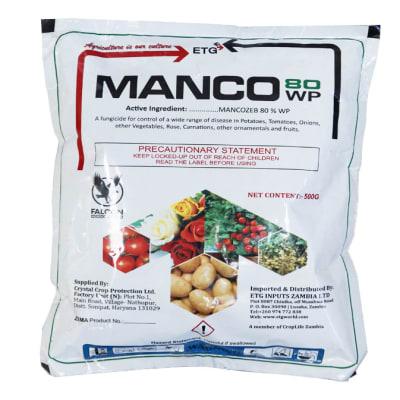 Antimycotic  Manco  80wp - 500g image