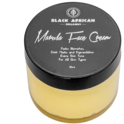 Marula  anti-Ageing & Smoothing  Face Cream 50ml  image