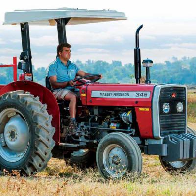 MF 345 XTRA 45 HP Tractor image