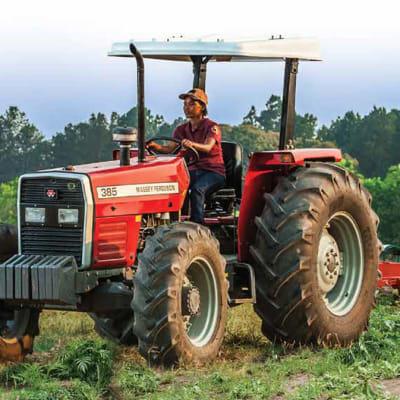 MF 385 XTRA 85 HP Tractor image