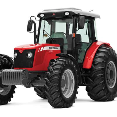 MF 400 XTRA | 60-89 KW Tractor image