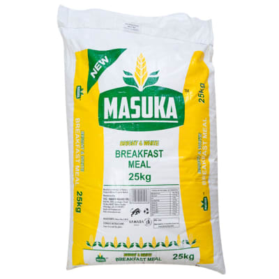 Masuka - Bright and White Breakfast Meal image
