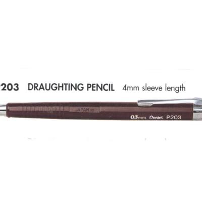 Mechanical Pencils - P203 Draughting Pencil image