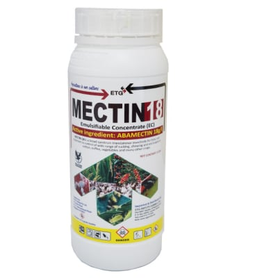 Insect Killer Mectine 1.8 Ec  - 500ml image