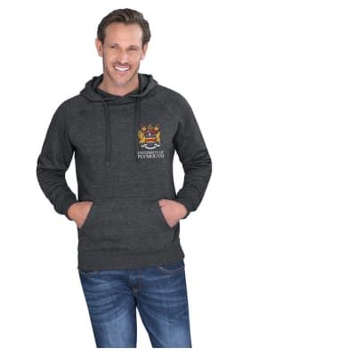 Mens Harvard Heavyweight Hooded Sweater image