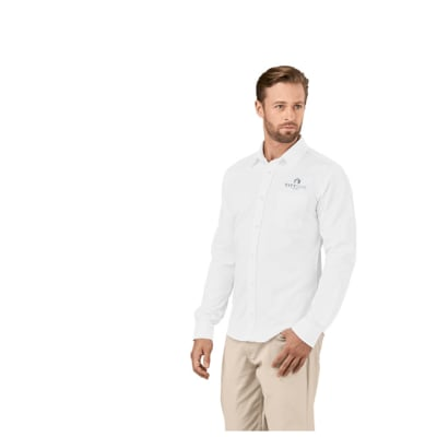 Mens Long Sleeve Milano Shirt image