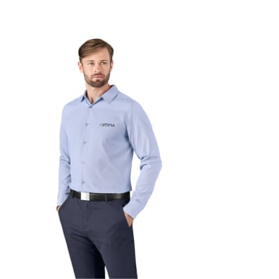 Mens Long Sleeve Wallstreet Shirt image