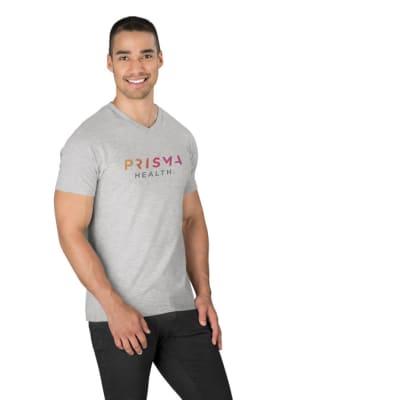 Mens Michigan Melange V-Neck T-Shirt image