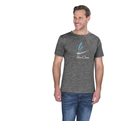 Mens Oregon Melange T-Shirt image