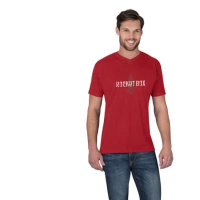 Mens Vital 160 V-Neck T-Shirt image
