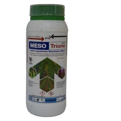 Weed Killer Meso Trione 480 Sc  -1 Litre image