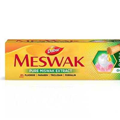 Meswak Herbal  Fluoride-Free Toothpaste  200g image