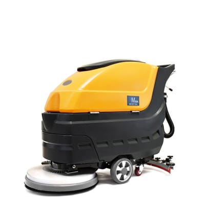 M55a  Automatic Walk behind Industrial Floor Scrubber image