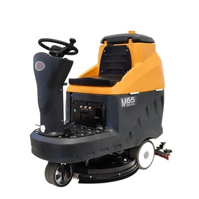 M65  Ride on Industrial Floor Scrubber  image