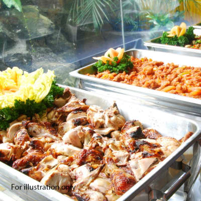 Banquet and Wedding Menu - Option 1 image